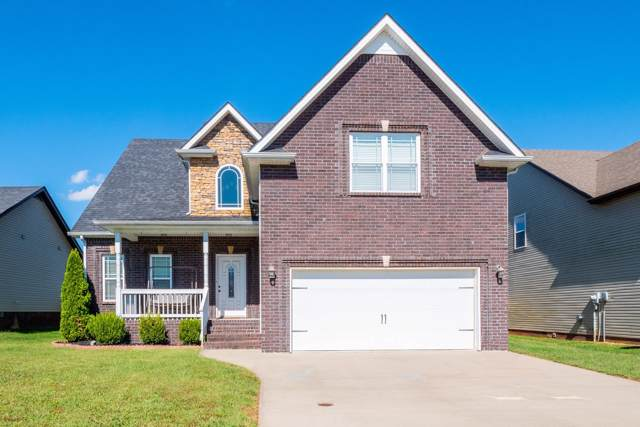1892 Apache Way, Clarksville, TN 37042 (MLS #RTC2106990) :: CityLiving Group