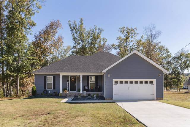 126 Doak St, Shelbyville, TN 37160 (MLS #RTC2107008) :: Nashville on the Move