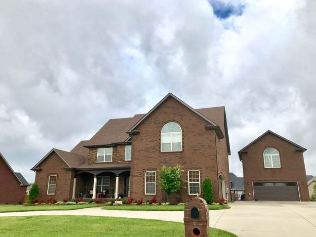 3168 Carrie Taylor Cir, Clarksville, TN 37043 (MLS #RTC2107052) :: Nashville on the Move