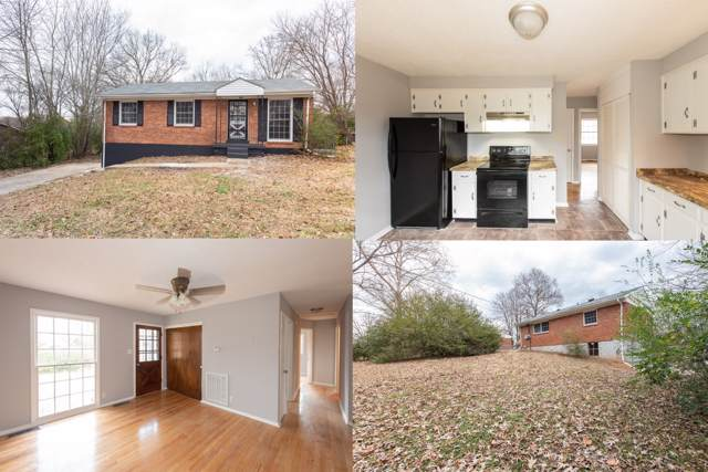 109 Peggy Dr, Clarksville, TN 37042 (MLS #RTC2107057) :: The Milam Group at Fridrich & Clark Realty