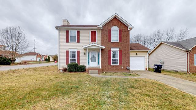 1842 Timberline Pl, Clarksville, TN 37042 (MLS #RTC2107076) :: The Milam Group at Fridrich & Clark Realty