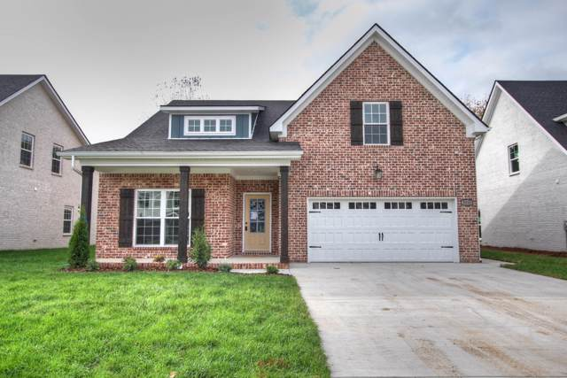 3511 Pershing Dr.- Lot 11, Murfreesboro, TN 37129 (MLS #RTC2107101) :: RE/MAX Homes And Estates