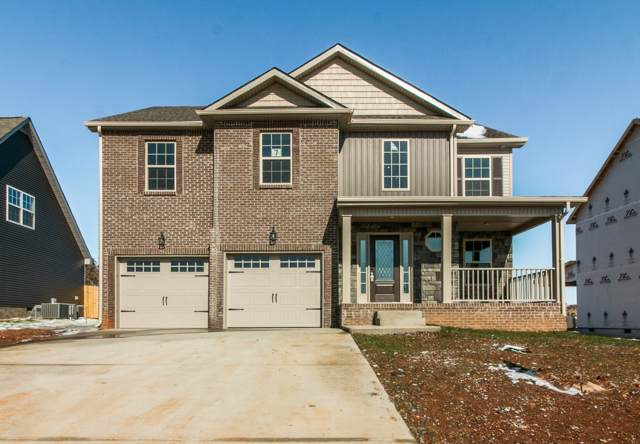 1425 Wild Fern Ln (Lot 7), Clarksville, TN 37042 (MLS #RTC2107116) :: CityLiving Group
