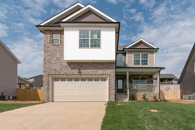 835 Crestone Ln (Lot 80), Clarksville, TN 37042 (MLS #RTC2107120) :: CityLiving Group