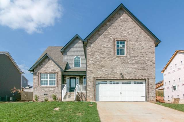 831 Crestone Ln (Lot 81), Clarksville, TN 37042 (MLS #RTC2107123) :: CityLiving Group