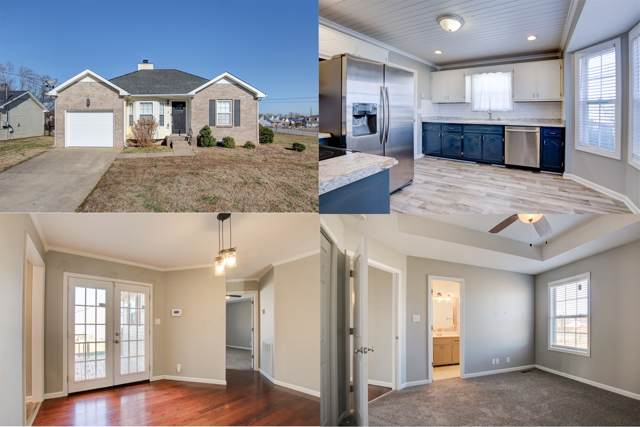1365 Jenny Ln, Clarksville, TN 37042 (MLS #RTC2107141) :: The Milam Group at Fridrich & Clark Realty