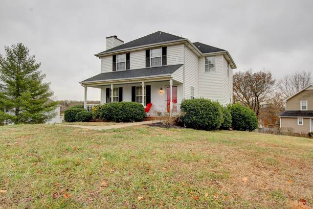 900 Ashton Dr, Clarksville, TN 37043 (MLS #RTC2107171) :: The Milam Group at Fridrich & Clark Realty
