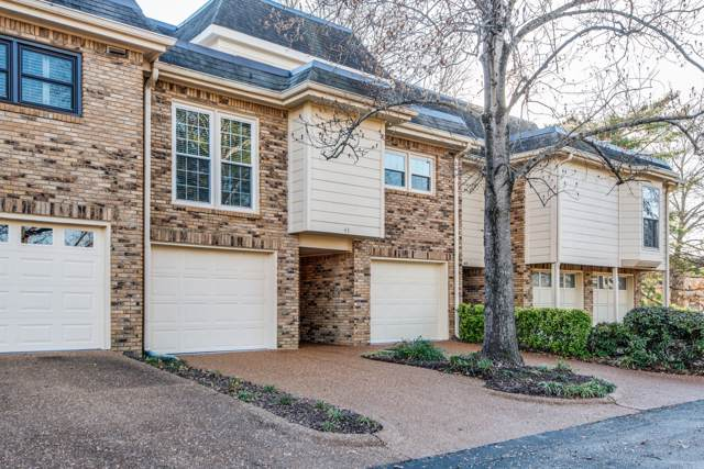 40142 Bowling Ave. #43, Nashville, TN 37205 (MLS #RTC2107175) :: RE/MAX Choice Properties