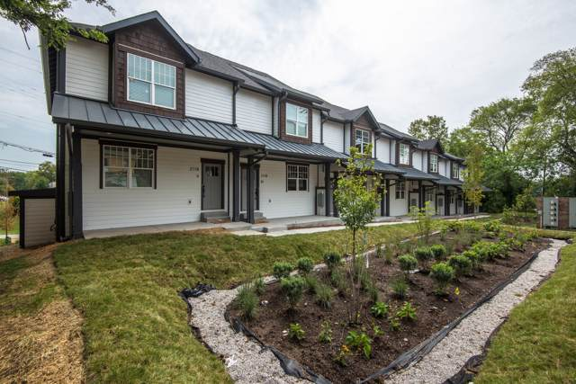 2118 Elliott Ave #9, Nashville, TN 37204 (MLS #RTC2107187) :: The Miles Team | Compass Tennesee, LLC