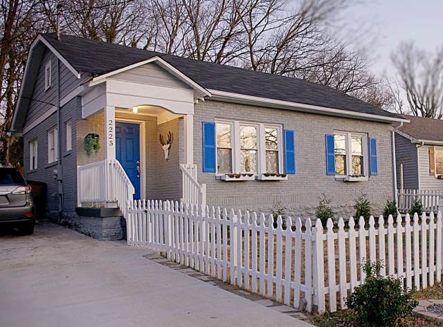 2225 Scott Avenue, Nashville, TN 37216 (MLS #RTC2107193) :: RE/MAX Choice Properties