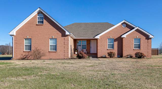 1648 Carters Creek Pike, Columbia, TN 38401 (MLS #RTC2107204) :: REMAX Elite