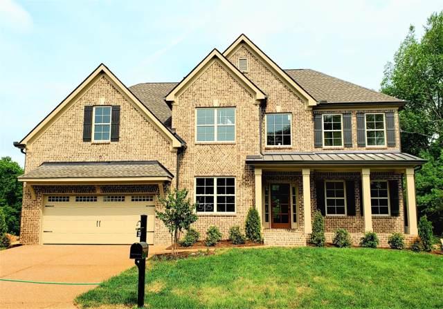 239 Rock Cress Rd, Lot #505, Nolensville, TN 37135 (MLS #RTC2107269) :: Black Lion Realty