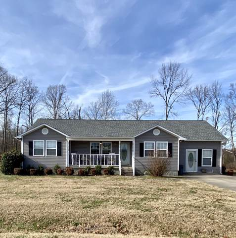 971 Sherrill Rd, Decherd, TN 37324 (MLS #RTC2107316) :: Black Lion Realty