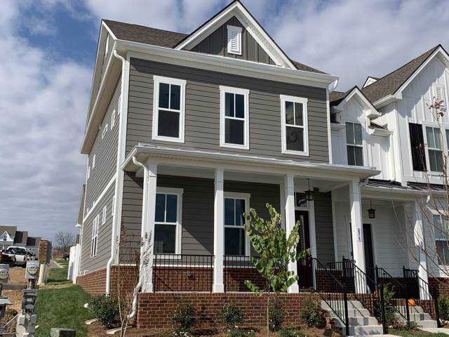 2315 Fairchild Circle  #172 #172, Nolensville, TN 37135 (MLS #RTC2107341) :: RE/MAX Choice Properties