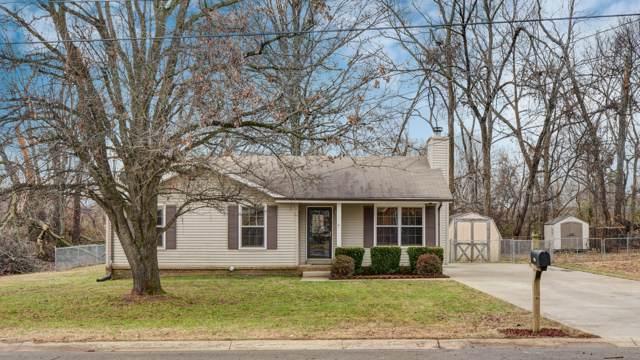 3456 Arvin Dr, Clarksville, TN 37042 (MLS #RTC2107393) :: Village Real Estate