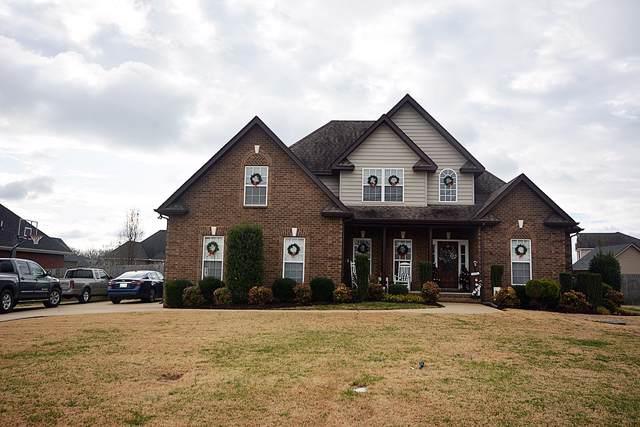 1124 Matheus Dr, Murfreesboro, TN 37128 (MLS #RTC2107407) :: Exit Realty Music City