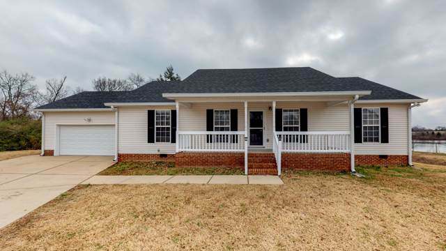 5009 Ginger Ct, Murfreesboro, TN 37129 (MLS #RTC2107425) :: Five Doors Network