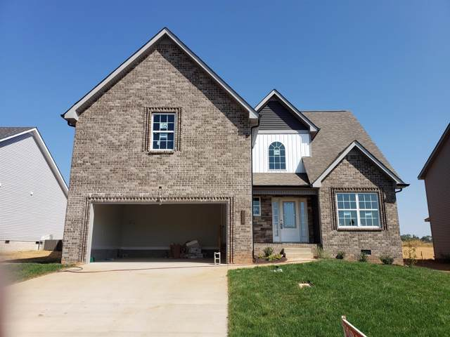 1421 Wild Fern Ln (Lot 6), Clarksville, TN 37042 (MLS #RTC2107455) :: Christian Black Team