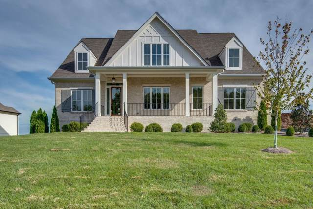 1864 Charity Dr *Lot 45, Brentwood, TN 37027 (MLS #RTC2107515) :: Berkshire Hathaway HomeServices Woodmont Realty