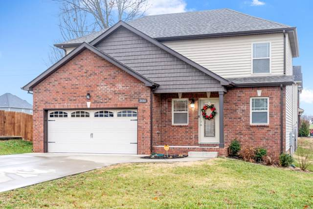 2088 Bandera Dr, Clarksville, TN 37042 (MLS #RTC2107559) :: The Matt Ward Group