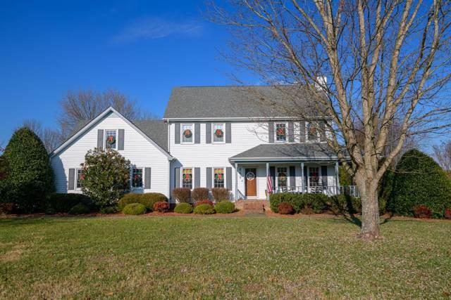 808 Twelve Oaks Road, Tullahoma, TN 37388 (MLS #RTC2107664) :: Village Real Estate