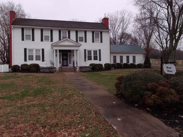 1523 Cornersville Hwy, Lewisburg, TN 37091 (MLS #RTC2107758) :: Benchmark Realty