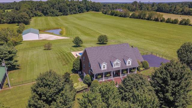 905 Jump Off Road, Bon Aqua, TN 37025 (MLS #RTC2107799) :: FYKES Realty Group