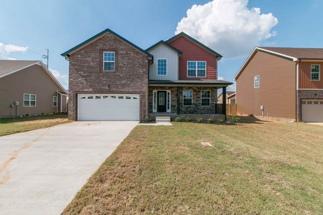 776 Crestone Ln (Lot 127), Clarksville, TN 37042 (MLS #RTC2108140) :: Christian Black Team