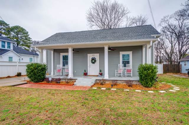 428 S Petway Street, Franklin, TN 37064 (MLS #RTC2108206) :: Berkshire Hathaway HomeServices Woodmont Realty