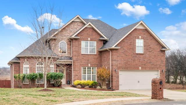 437 Carson Bailey Court, Clarksville, TN 37043 (MLS #RTC2108350) :: Cory Real Estate Services