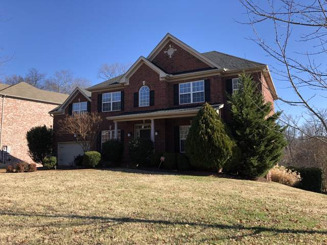 1551 Red Oak Ln, Brentwood, TN 37027 (MLS #RTC2108423) :: The Huffaker Group of Keller Williams