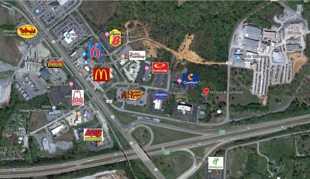 205 Gum Branch Rd, Burns, TN 37029 (MLS #RTC2108592) :: Nelle Anderson & Associates