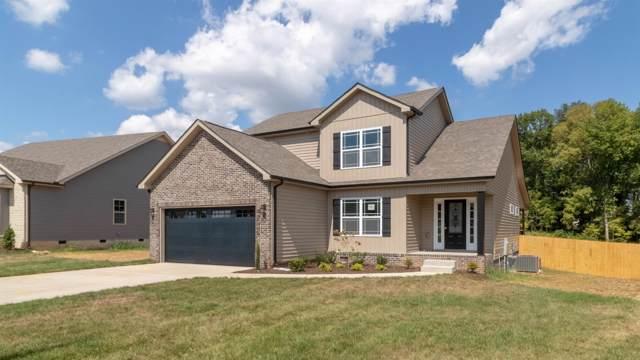 1357 Harmon Lane, Clarksville, TN 37042 (MLS #RTC2108848) :: The Miles Team | Compass Tennesee, LLC