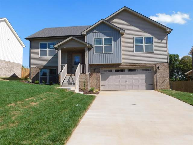 1191 Elizabeth Lane, Clarksville, TN 37042 (MLS #RTC2108886) :: The Miles Team | Compass Tennesee, LLC
