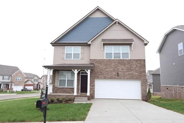 607 Green Meadow Lane Lot 81, Smyrna, TN 37167 (MLS #RTC2109283) :: Oak Street Group
