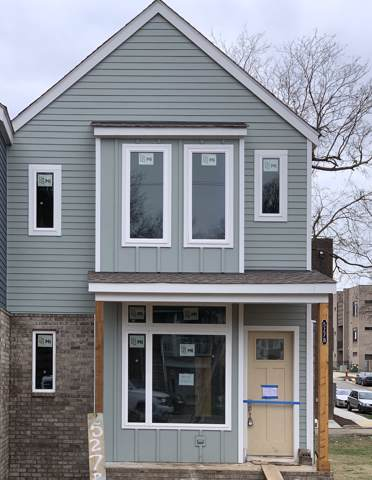 527B Moore Ave, Nashville, TN 37203 (MLS #RTC2109546) :: Village Real Estate