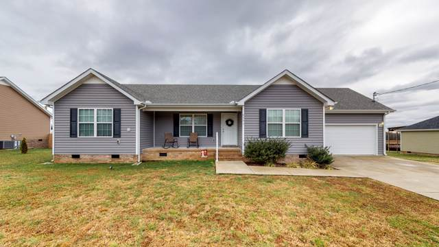 6391 Spring Creek Rd, Tullahoma, TN 37388 (MLS #RTC2109594) :: REMAX Elite