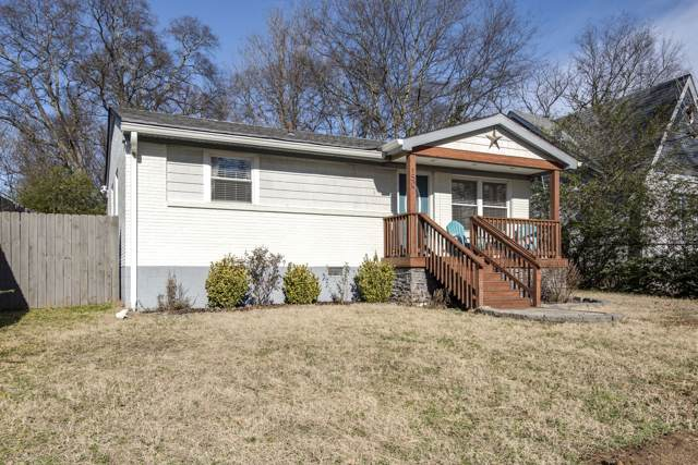 1507 Cahal Ave, Nashville, TN 37206 (MLS #RTC2109634) :: EXIT Realty Bob Lamb & Associates