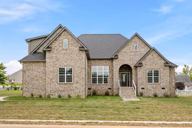 13 Savannah Glen, Clarksville, TN 37043 (MLS #RTC2109751) :: The Easling Team at Keller Williams Realty