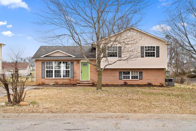 1013 Cooper Dr, Oak Grove, KY 42262 (MLS #RTC2109787) :: Village Real Estate