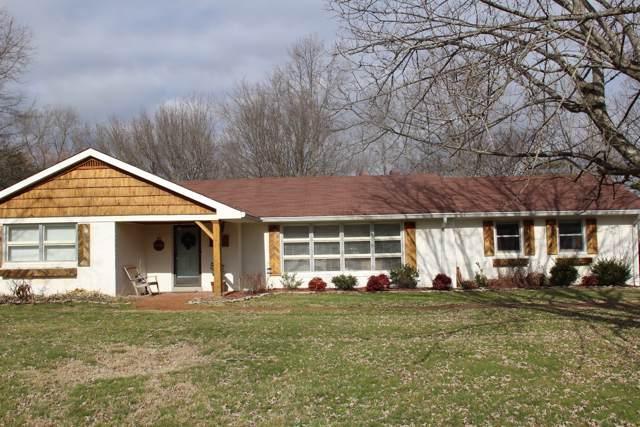 1590 Bennie Dr, Cookeville, TN 38501 (MLS #RTC2109828) :: Village Real Estate