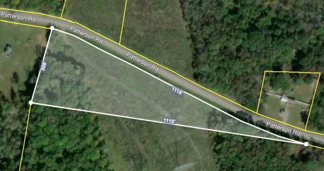 0 Patterson Rd, Rockvale, TN 37153 (MLS #RTC2109937) :: John Jones Real Estate LLC