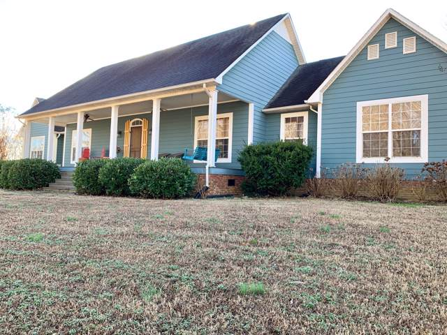 33 Waterloo Rd, Lawrenceburg, TN 38464 (MLS #RTC2109977) :: The Milam Group at Fridrich & Clark Realty