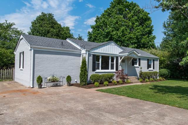 315 James Ave, Franklin, TN 37064 (MLS #RTC2110212) :: REMAX Elite