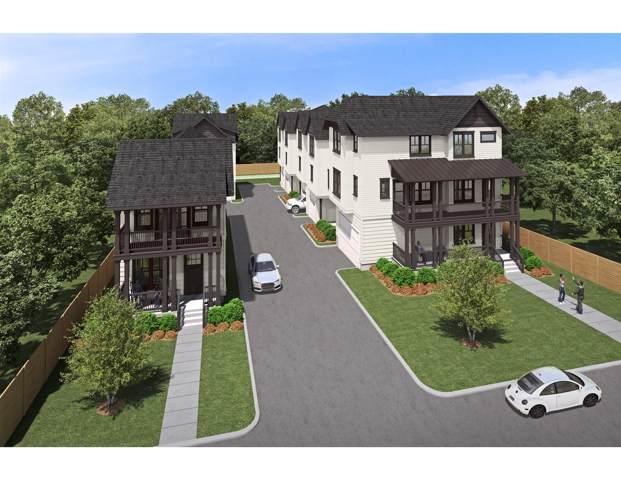 643 Vernon Ave., Unit 2, Nashville, TN 37209 (MLS #RTC2110264) :: DeSelms Real Estate