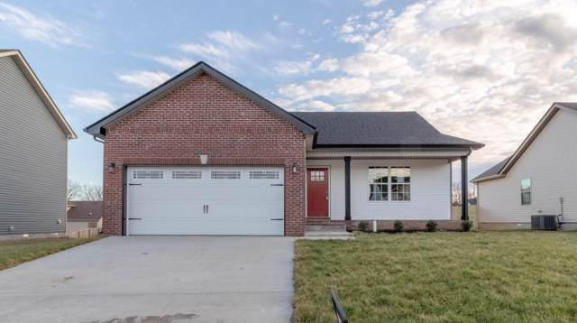 92 Rose Edd Estates, Oak Grove, KY 42262 (MLS #RTC2110433) :: Village Real Estate