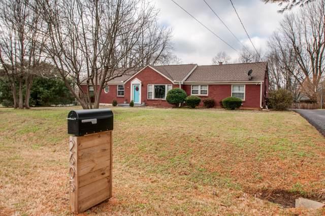 2605 Shadow Ln, Nashville, TN 37216 (MLS #RTC2110647) :: Village Real Estate