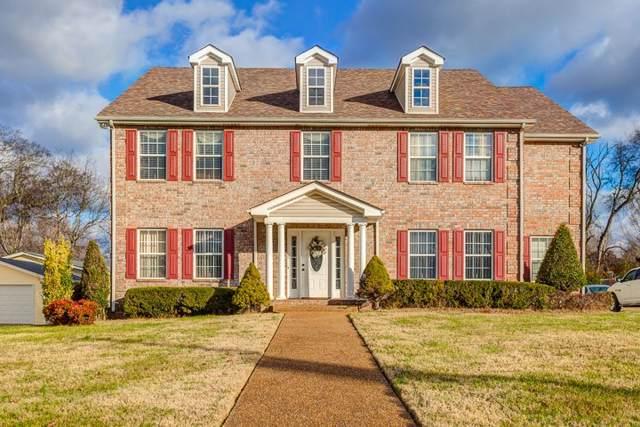 1400 Stone Creek Dr, Gallatin, TN 37066 (MLS #RTC2110674) :: Village Real Estate