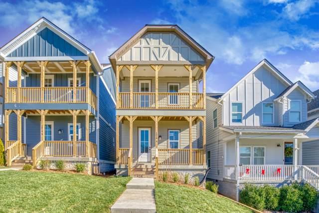 1319 Meridian St A, Nashville, TN 37207 (MLS #RTC2110717) :: Team Wilson Real Estate Partners