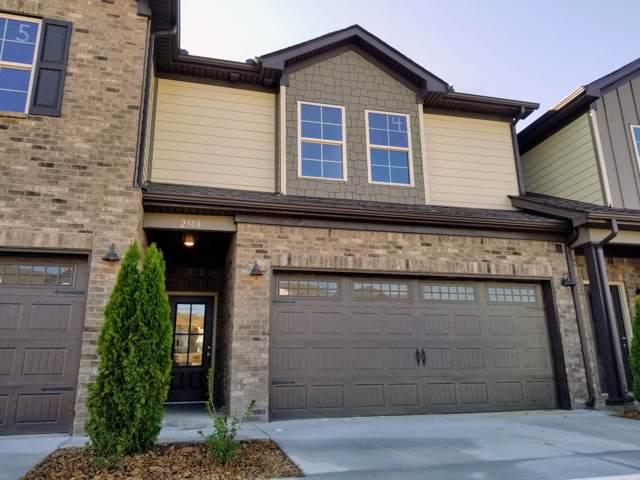 4119 Suntropic Ln - Lot 25 #25, Murfreesboro, TN 37127 (MLS #RTC2110785) :: REMAX Elite